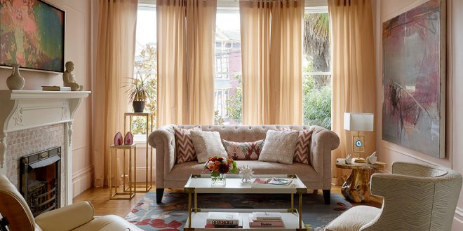 Elegant and Feminine Home Décor Ideas by Melanie Coddington