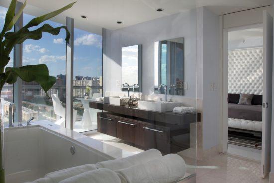 Futuristic Home Decor and Finishes Inspired by the Designs of Britto Charette Interiors