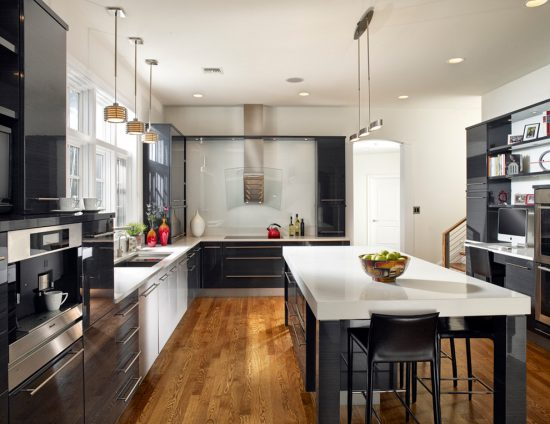 4 Brilliant Kitchen Remodel Ideas: High-End Modern Kitchen Designs With Bluebell Designs