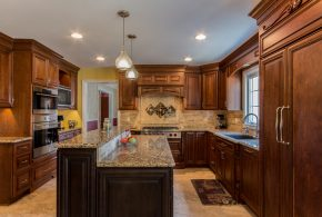 How to Coordinate the Colors of Your Kitchen by Dream Kitchens