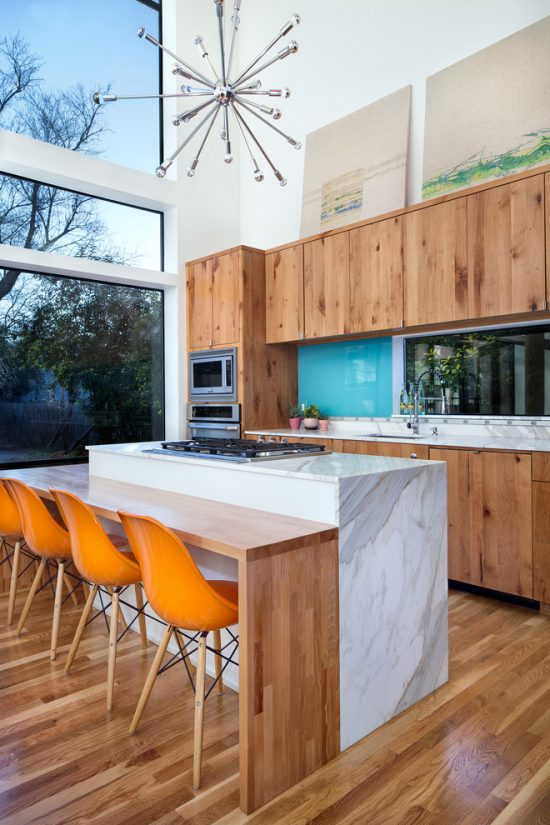 How to Create an Exotic Modern Kitchen by CG&S Design-Build