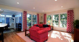 Innovative Home Décor Ideas with Bold Colors Inspired from Case Design and Remodeling Inc.