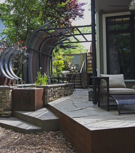 Inspiring Modern Outdoor Rooms with Braitman Design Studio