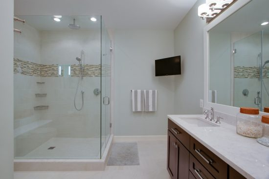 Professional tips for your small bathroom remodel by for Professional bathroom renovations