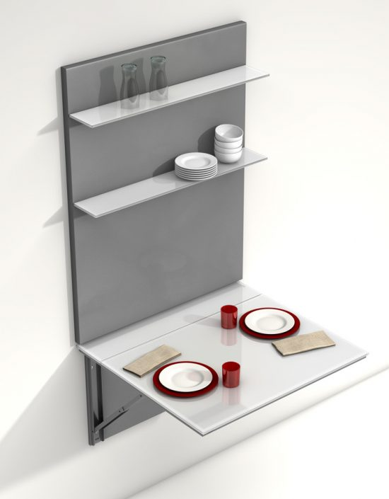 Ultramodern Table and Cabinet Design Ideas by Gene Sokol