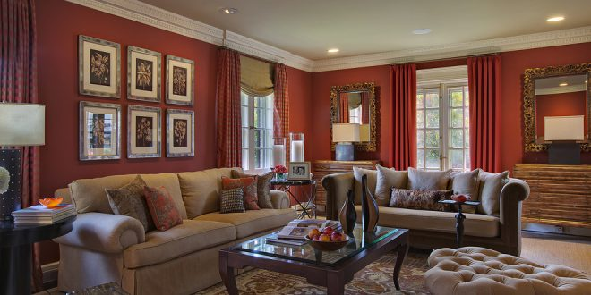 Warm and Homey Living Space Ideas from B Fein Interiors to Apply in Your Home