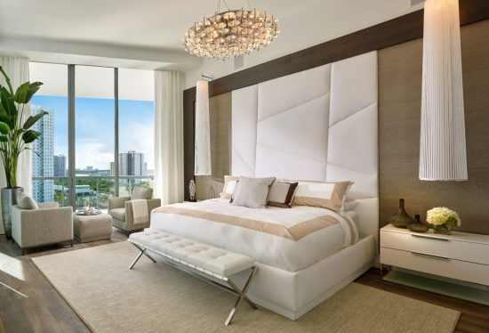 Cool and Calm high End Bedroom Design Ideas by Steven G - Interior ...