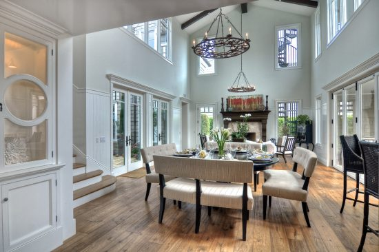 How to Create a Surprising Spaciousness and Luxury in Your Traditional Home by James Glover