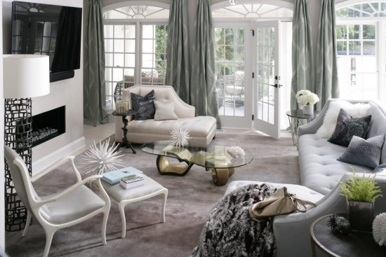 Amazing Green Modern Bedroom Furniture