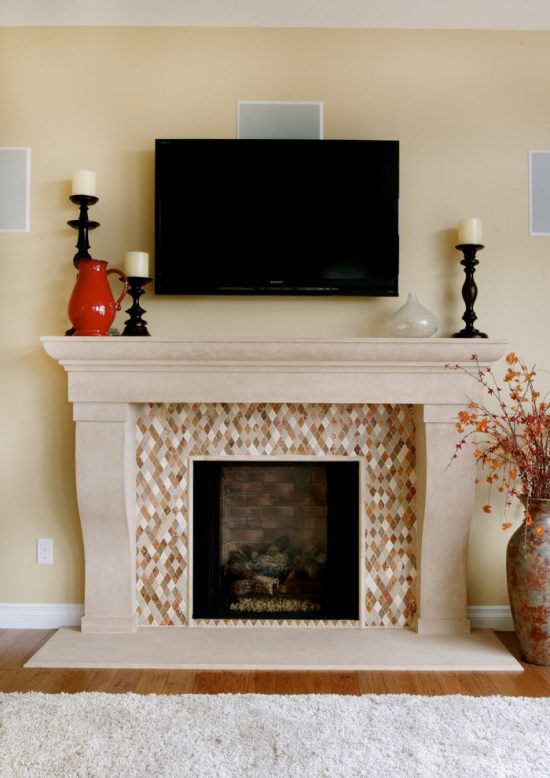 Professional Tips to Install Your Living Room's Fireplace by Jason Ball Interiors