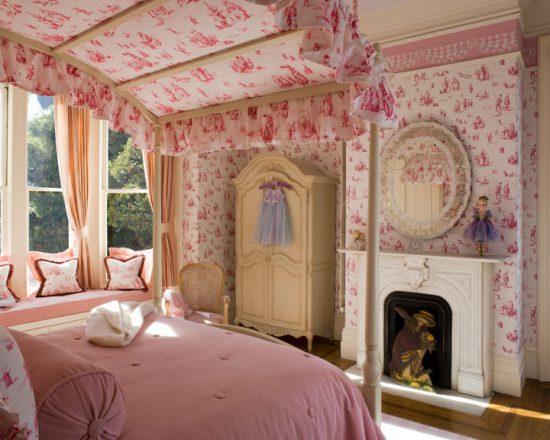 Romantic Bedroom Ideas Inspired from Jona Collins Interior Design