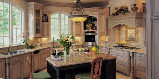Stunning traditional kitchen design ideas inspired from Traditional kitchen ideas 2016
