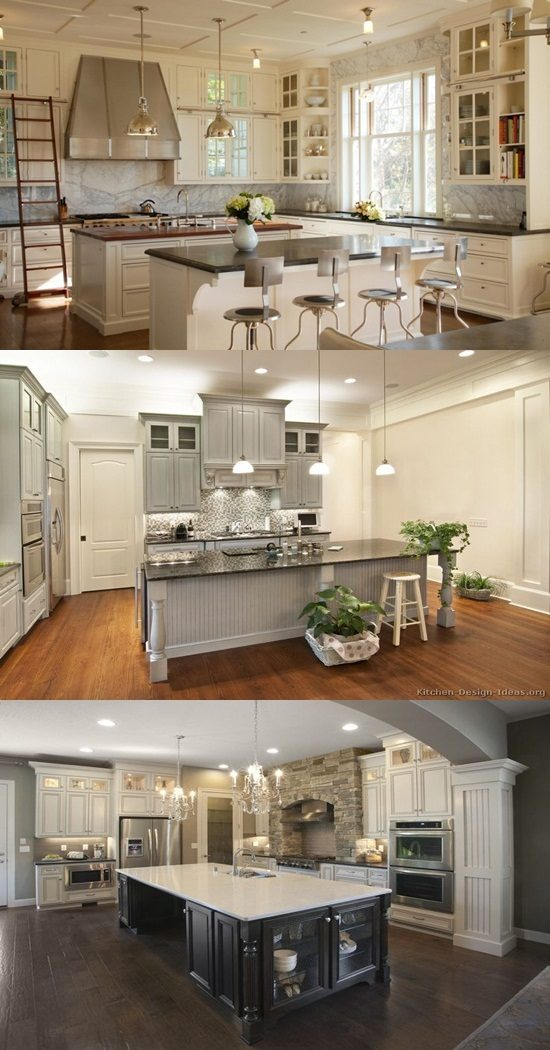 Kitchen Interior Design Ideas Classic: Stunning Traditional Kitchen Design Ideas Inspired From