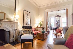 The Power of Patterns in Your Traditional Home by Indigo and Ochre Design