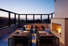 Unique Outdoor Living Space Ideas by Jeff King