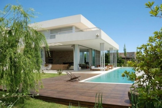 A modern house design to satisfy every taste and need