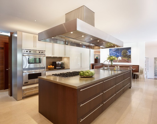 Awesome island kitchen designs to enhance the overall look