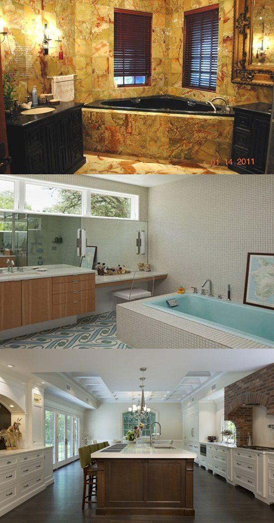 Creative bathroom remodeling tips inspired from elite remodeling team interior design - Bathroom remodeling design guide ...