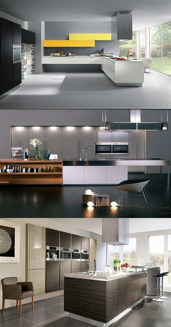 Creative refrigerator designs for your ultramodern kitchen for Creative interior design kitchen