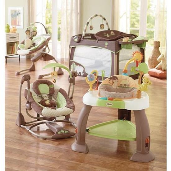 Creative baby nursery ideas to please your little baby