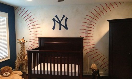 Creative baby nursery ideas to please your little baby