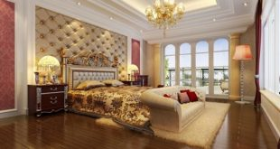 Enhance your bedroom look and mood with modern furniture sets