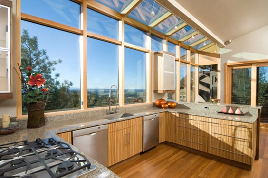 Enhance your home value with functional bamboo kitchen sets