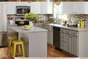 Enhance your kitchen look with a gorgeous Victorian style