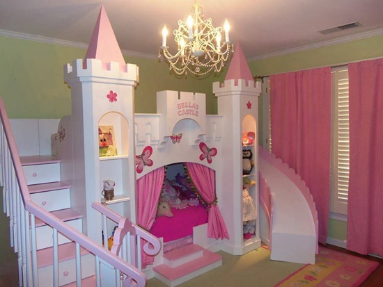 ... Get Some Cool Design Ideas For Your Little Princess Bedroom ...
