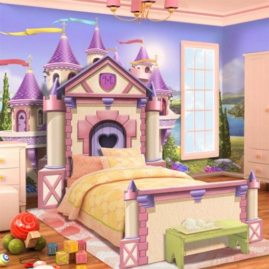 Princess Kids Bedroom Sets Interior Of Master Bedroom Newborn Boy Bedroom Ideas Bedroom For Kids: Get Some Cool Design Ideas For Your Little Princess