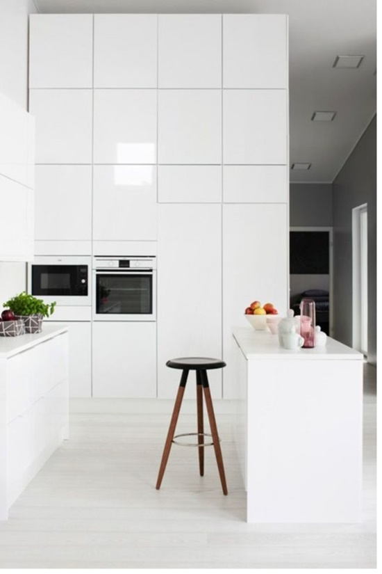 Get a Modern Stylish Mini Kitchen with Almost Everything Necessary