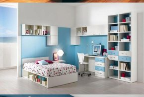 Give your teenager's kid the bedroom he/she wishes for