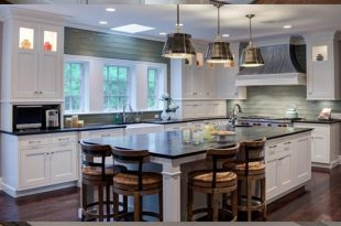 How to Create an Interesting Focal Point in Your Kitchen with Drury Design