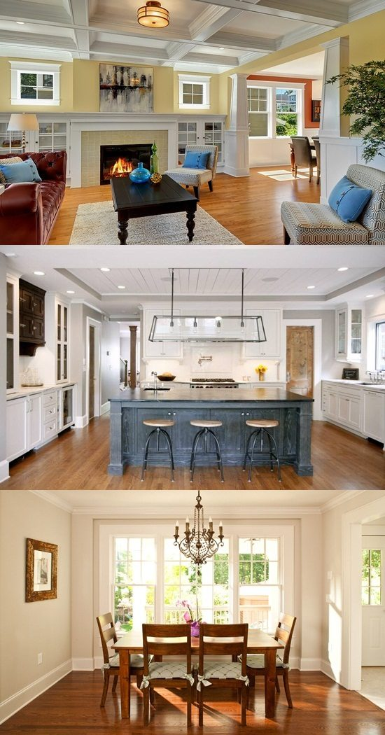 How to Remodel Your Home Keeping its Distinctive Features with Craftsman Design and Renovation