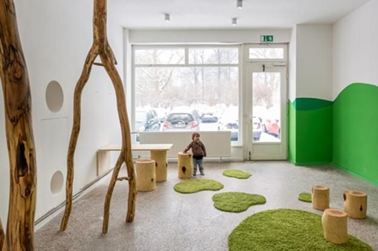 Kid's playroom design ideas to enhance your kid's imagination and creativity