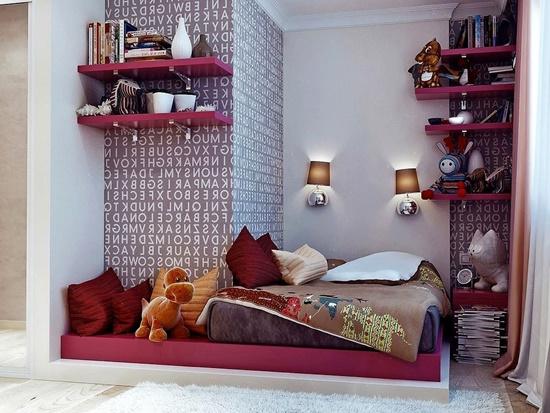 Some Design Ideas for a Teen Room Décor