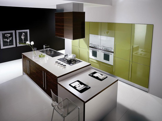 Style Kitchen Simple Futuristic What A Futuristic Kitchen Is Supposed To Be Without High Technology