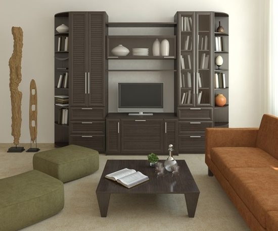 Add a touch of elegance inside your home by a steel piece of furniture