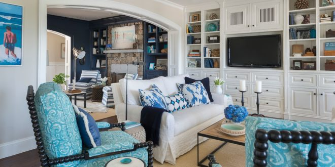 An Inspiring Décor Guide to Decorate Your Beach House by Kate Jackson