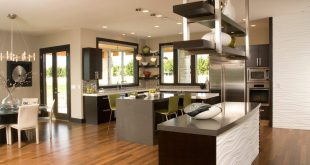 Contemporary Kitchen and Bathroom Decorative Inspirations by Candace Nordquist
