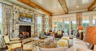Creative Ideas to Provide Your Home a Rustic Touch on Budget by Fowler Interiors