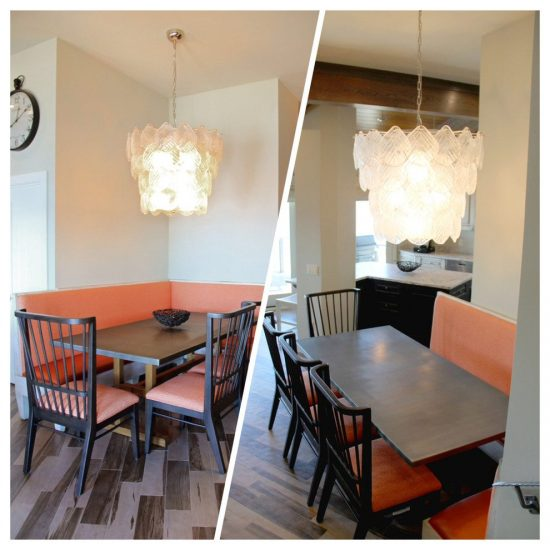 Enhance the Functionality of Your Kitchen with a Banquette Seating by Martin Bros