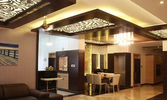 Enhance your home value with a creative ceiling art