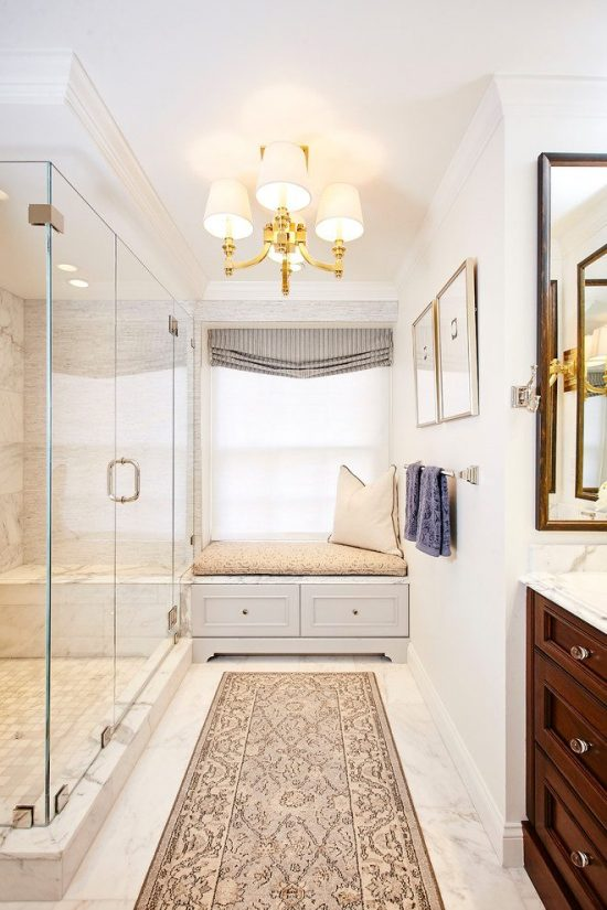 Feature of your dream master bathroom by lee kimball for Create your dream bathroom