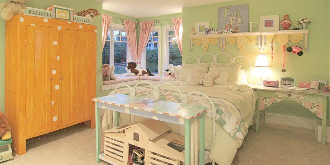 How to Redecorate a Nursery to Match the Rest of Your Home by Kristi Spouse
