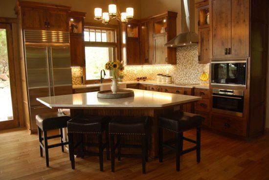 Interesting DIY Techniques To Renew Kitchen Cabinet Doors