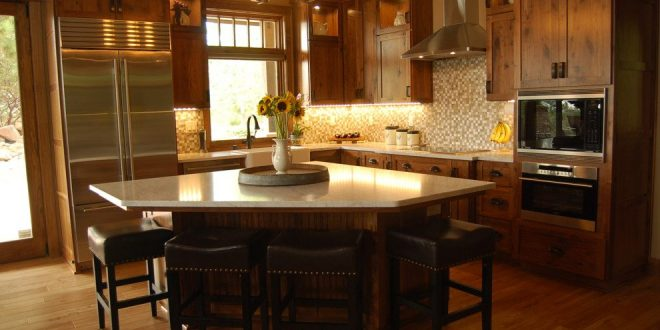 Interesting DIY Techniques to Renew Kitchen Cabinet Doors by Jenny Levitsky