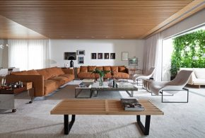 Modern Home Interior Design Ideas - Colours, Materials and Lighting
