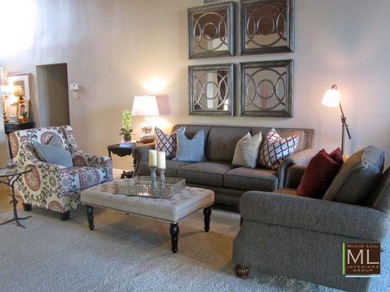 Simple Decorative Touches to Refresh the Look of Your Living Space Inspired from the Designs of Michelle Lynne