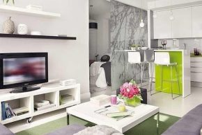 smart designing ideas for small apartments - Designing Ideas
